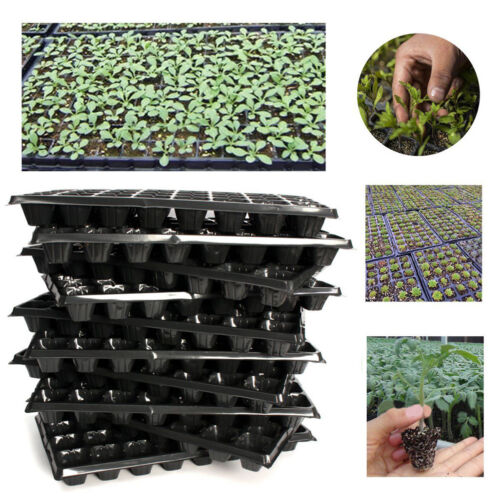 Practical Multi-Cell Seedling Starter Tray Seed Germination Plant PropagatioYNUK