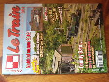 $$1 Revue Le Train N°301 X 2800  ECR 60232/3  County Gate  TEE Rubens  050 A 9