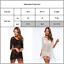 Women-Lace-Crochet-Beach-Bikini-Cover-Up-Mini-Dress-Swimwear-Bathing-Suit-Summer thumbnail 2