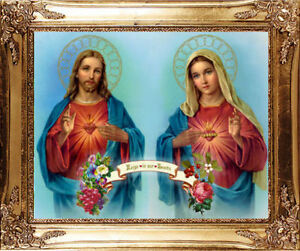 100+ EPIC Best Sacred Heart Of Jesus Framed Picture