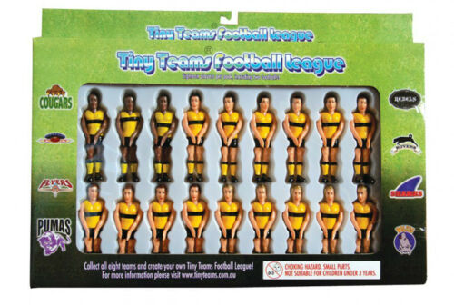 Rovers Team Set Tiny Teams Aussie Rules Football Game NEW