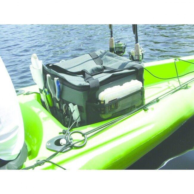 nuovo Calcutta Kayak Gear Cooler borsa Fits 13x13x11 Crate BR56491