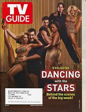DANCING WITH THE STARS TV Guide Magazine May 14, 2007 5/14/07 A-1-2