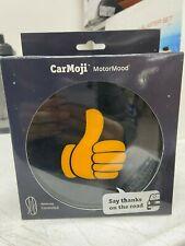 Light-Up Car Thumbs Up Decal MotorMood CarMoji