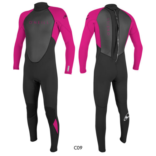 O'Neill Reactor 2 32mm Girls Summer Wetsuit 2018 Pink
