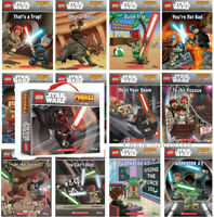 Lego Star Wars Phonics Readers Box Set Pack 1 : 10 Books & 2 Workbooks