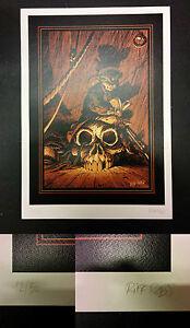 Stampa-Riff-Reb-039-s-numerata-50-copie-esclusiva-Comic-House-ultime-disponibilita