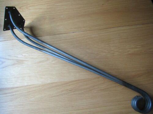 Cabriole 3 Stange Haarnadel Bein Retro Vintage Möbel Tisch Beine Rustikal Antik