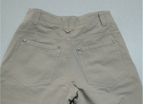 NWT Lacoste Boys Kids Chino Pants Cotton Galette Gray