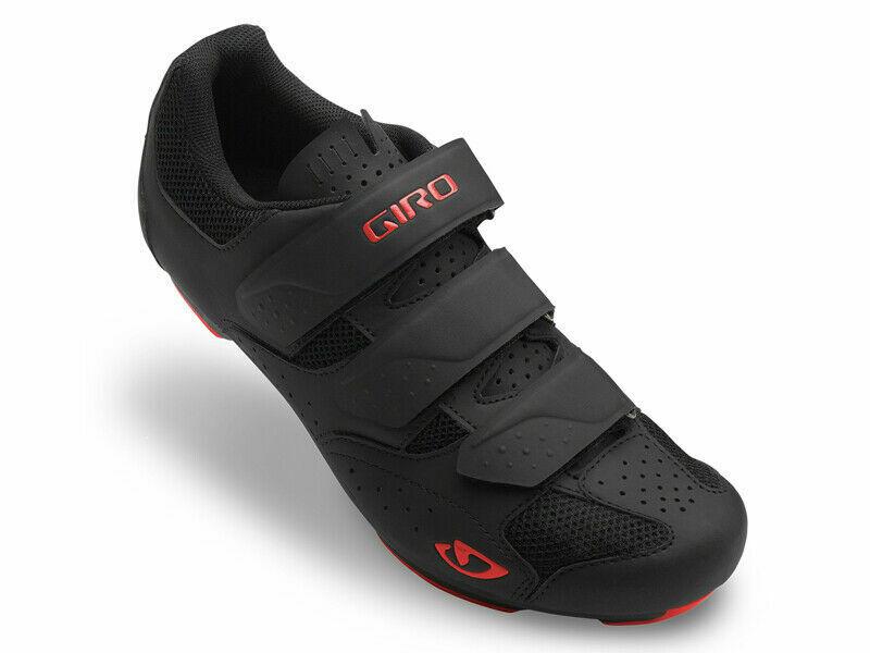 Giro Rev - MTB Schuhe Herren Gr 42 Schwarz/Rot NEU