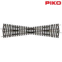 Piko 55240 H0 Kreuzung 15° ++ Neu & Ovp ++