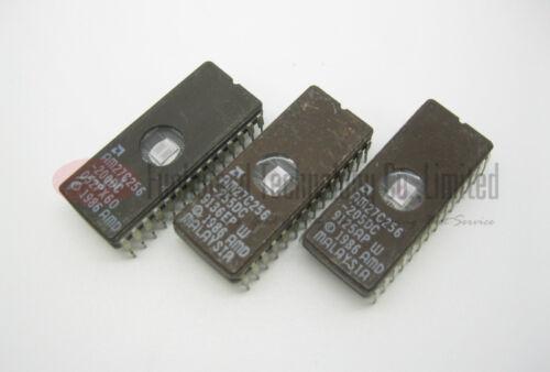 AMD AM27C256 27C256 32K x 8-Bit UV EPROM CDIP28 x 10PCS
