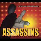 Assassins [The Broadway Cast Recording] by Various Artists (CD, Jul-2004, PS Classics)