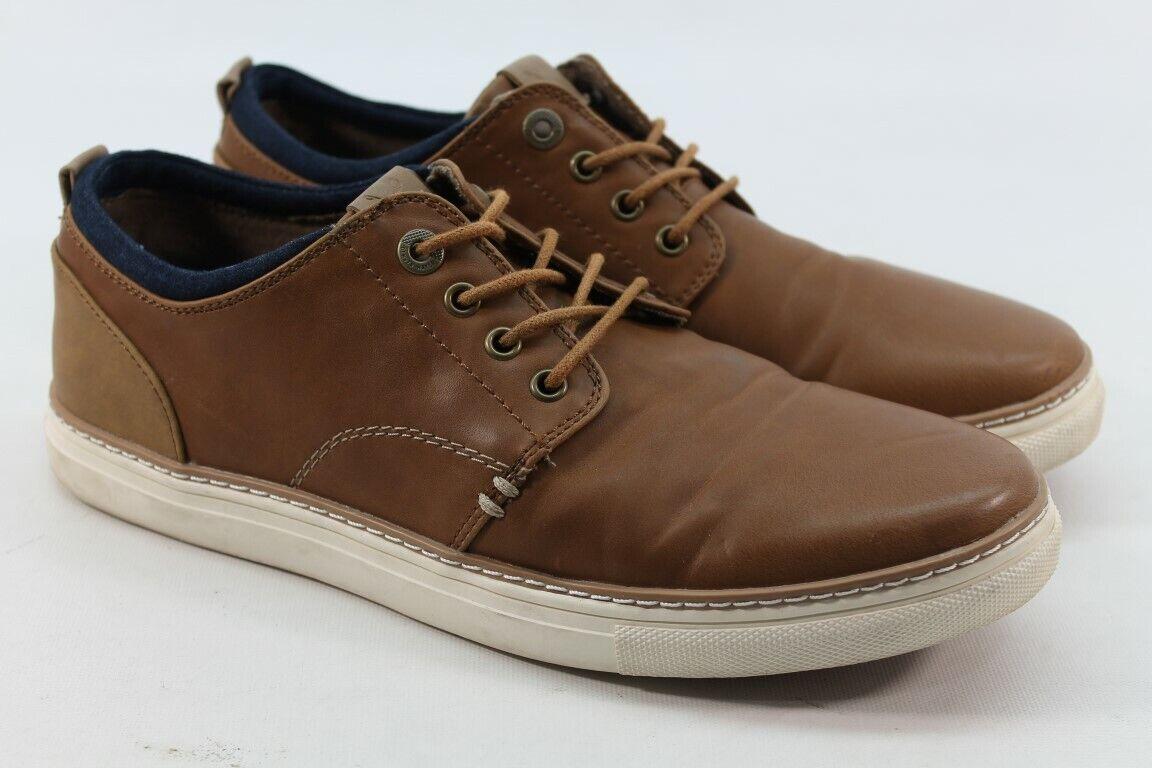 Denver Hayes Brun Clair Men's Tan Shoes 8.5M (839)