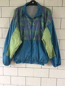 Bold retrò Giacca Shell Jacket vintage Crazy Bright Urban anni 64 '80 5XH1qHw