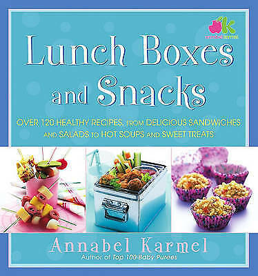 1 of 1 - Lunch boxes and snacks: over 120 healthy recipes, from delicious sandwiches and