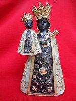 Schwarze Madonna von Altötting Mutter Gottes 20 cm Geschenk   Neu