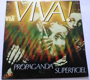 VIA VIVA 45 T SP (PROPAGANDA, SUPERFICIEL)