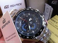 Casio Edifice Red Bull F1 - EF-550RBSP-1AV Chronograph Black Dial