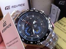 Casio Edifice Red Bull F1 - EF-550RBSP-1AV Chronograph Black Dial