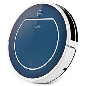 Quiet Vacuum Cleaner ilife v7 quiet smart vacuum cleaner cliff sensor app bluetooth