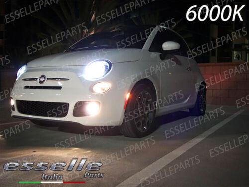 KIT XENON XENO H7 6000K AC 35W FIAT 500 CINQUECENTO ULTRALUMINOSI CON GARANZIA