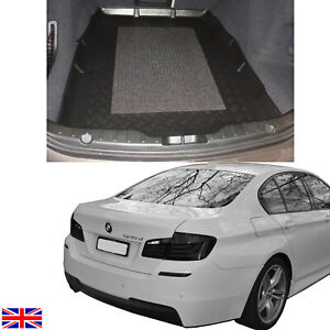BMW-F10-5-series-saloon-LDPE-boot-tray-load-mat-liner-or-boot-lip-protector