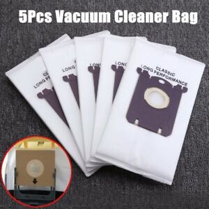 5pcs-Vacuum-Cleaner-Disposable-Dust-Bag-Nonwovens-For-Philips-Electrolux-S-bag