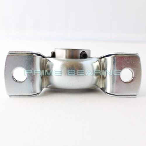 "SBPP206-18  1-1//8/""  Stamped Steel Pillow Block Bearing High Quality!"