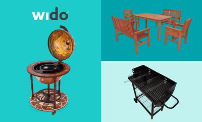 20% off Garden & Indoor Furniture