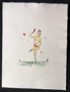 Henk-Visch-nessuno-farblithographie-2005-a-mano-firmata-e-datata