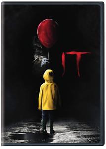 It-DVD-2018-NEW-Bill-Skarsgard-Stephen-King-Halloween
