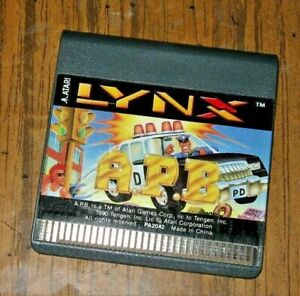 ATARI-LYNX-GAME-034-A-P-B-034-CLEANED-AND-POLISHED-CONTACTS