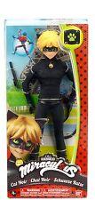 "Bandai Miraculous CAT NOIR 12"" Fashion Doll - Zag Heroez - BRAND NEW IN BOX"
