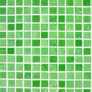 Green Tiles Effect Self Adhesive Wallpaper Peel Stick ...