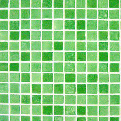Green Tiles Effect Self Adhesive Wallpaper Peel Stick Vinyl Wall Contact Paper