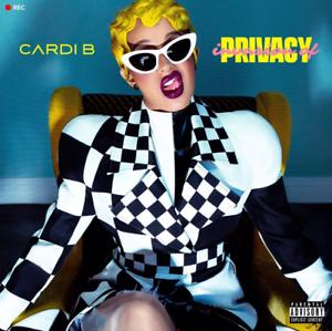 "Cardi B Invasion Of Privacy Album Cover Poster HQ Art Print 20×20"" 24×24"" 32×32"""