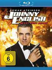 Johnny English - Jetzt erst recht! - Blu Ray + Digital Copy - Neu u. OVP