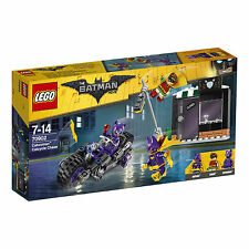 The LEGO Batman Movie Catwoman Catcycle Chase 2016 70902 NIB 139 Pcs