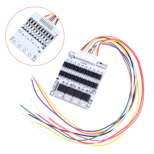 Siv 10S 36V Li-Ion Cell 40A 18650 Battery Protection Bms Pcb Board Balanc tl