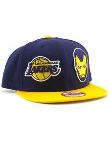 super cute a0754 33b7a La foto se está cargando Era-NBA-Los-Angeles-la-New-Lakers-9-