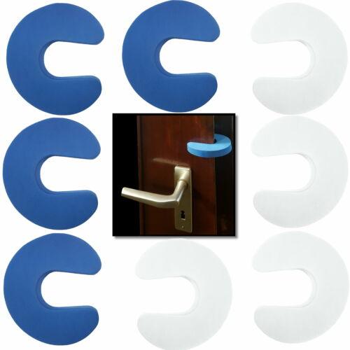 4 Stück Klemmschutz Fensterschutz Türschutz Fingerschutz Kindersicherung Schutz