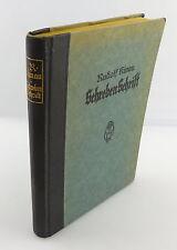 Buch: Schreben Schrift Een Bilerbook ut Breef'un Blöd' niederdeutsch e1385
