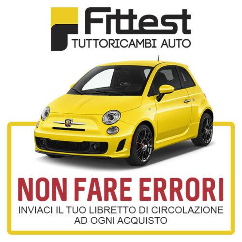 Kit Bulloni Antifurto Fiat Cinquecento 170 cerchi in lega o in ferro Sicurezza