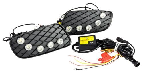r87 module e4-prufzeichen smart 451 w451 LED smd 10x Flex FEUX DIURNES DRL tfl