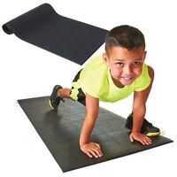 Champion Barbell Aerobic Mat, Black Pebble Finish on sale