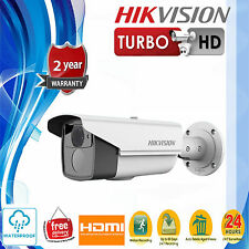 Hikvision 2MP 1080P HD-TVI System 2.8-12MM Varifocal Bullet CCTV Security Camera