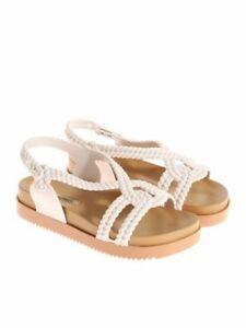 Melissa Sandalo cosmic salinas Cosmic salinas sandals white