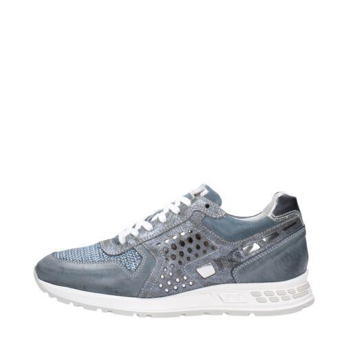 Nero giardini Sneakers Pelle Donna Navy 7220d