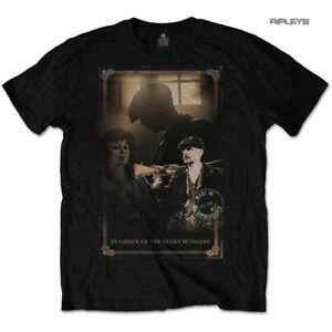 Official-T-Shirt-PEAKY-BLINDERS-Shelby-Brothers-039-Shotgun-039-Black-All-Sizes